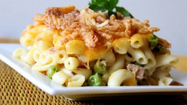 Εύκολη συνταγή: Σουφλέ ζυμαρικών με τόνο | imommy.gr