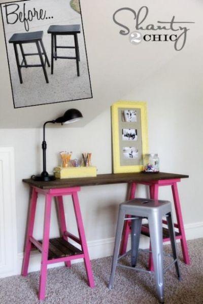 Φτιάξτε μόνοι σας το γραφείο του παιδιού σας | imommy.gr