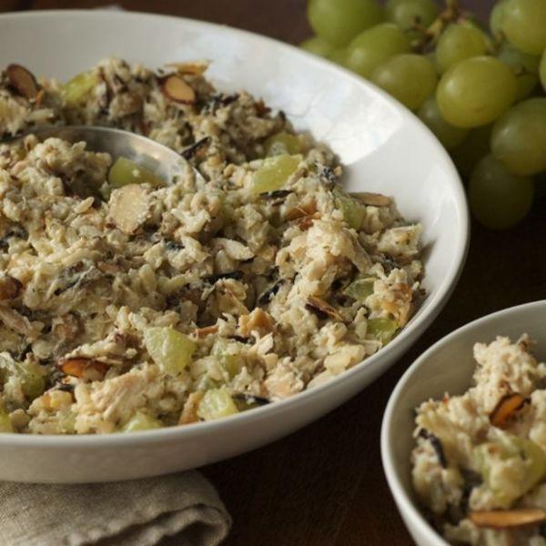 Εύκολη σαλάτα με αρακά και κοτόπουλο | imommy.gr