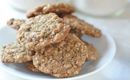 Εύκολα μπισκότα βρώμης με μέλι | imommy.gr