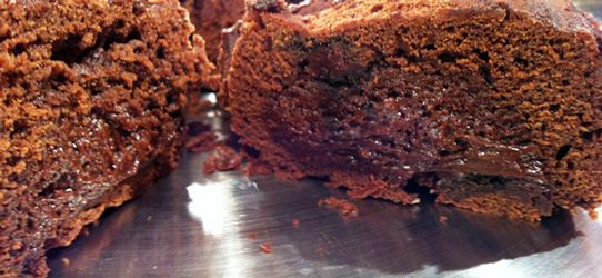 Κέικ με μερέντα με 3 υλικά | imommy.gr