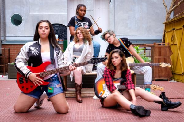 Ροκ παιδική συναυλία με άρωμα… γυναίκας! | imommy.gr