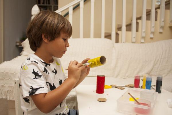 Παιδικά διακοσμητικά… από χαρτί υγείας! | imommy.gr