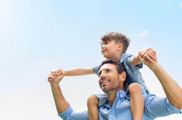 Συμβουλές ζωής από σπουδαίους άντρες στα παιδιά τους | imommy.gr