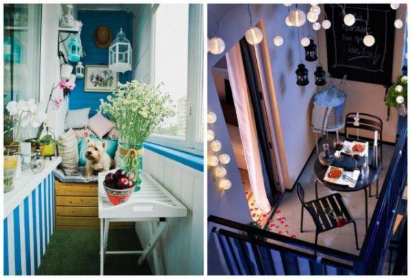 Μεγάλες ιδέες για μικρά μπαλκόνια! | imommy.gr