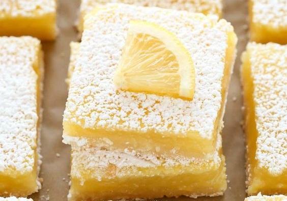 Μπάρες λεμονιού με μπισκότα | imommy.gr