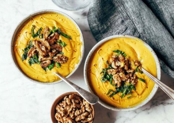 Σούπα λαχανικών με κουρκουμά | imommy.gr