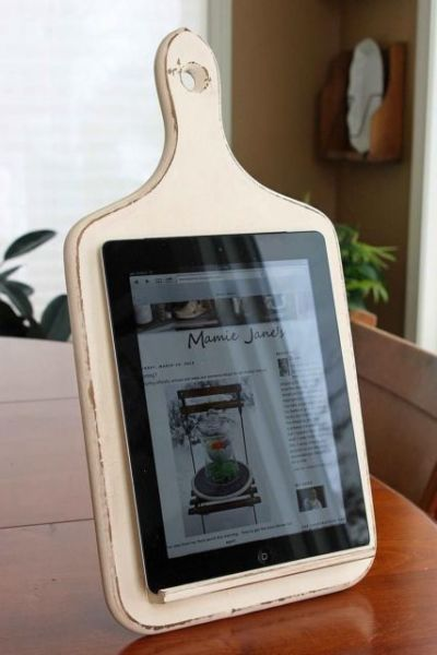 Θήκη για tablet από την κουζίνα | imommy.gr