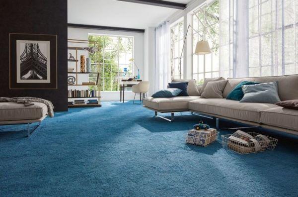 Μπλε χρώμα στο πάτωμα; | imommy.gr