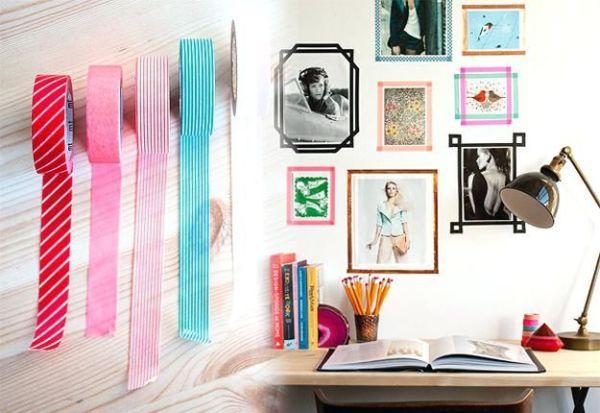 Φτιάξτε μόνοι σας κορνίζες για τον τοίχο σας | imommy.gr