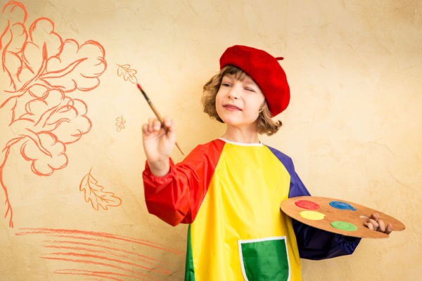 Μεγαλώστε ένα παιδί με φαντασία! | imommy.gr