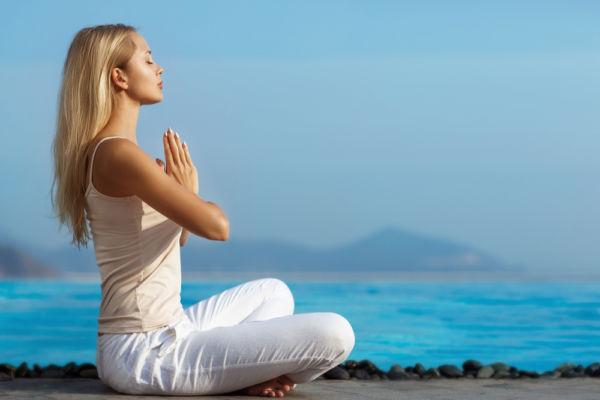 Γιόγκα για ανακούφιση του άγχους και της έντασης | imommy.gr
