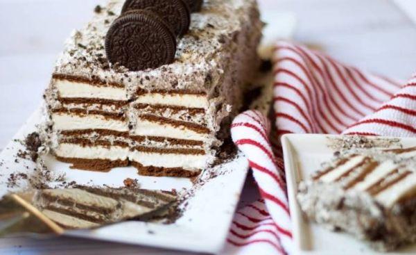 Η ευκολότερη συνταγή για τούρτα παγωτό | imommy.gr