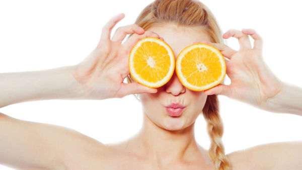 Μάσκα με πορτοκάλι για λαμπερά μαλλιά | imommy.gr