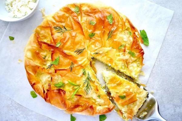 Τυρόπιτα στο τηγάνι | imommy.gr