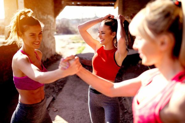 Πέντε τρόποι να γυμναστείτε έξω | imommy.gr