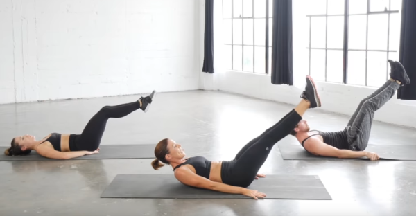 Πρόγραμμα γυμναστικής για να κάψετε λίπος σε όλο το σώμα | imommy.gr