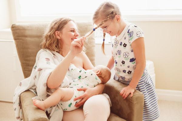 Ο θηλασμός αυξάνει την πιθανότητα για τρία ή περισσότερα παιδιά | imommy.gr