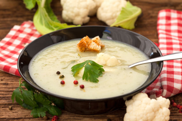 Σούπα με κουνουπίδι | imommy.gr
