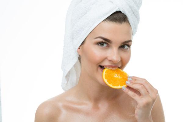 Μάσκα προσώπου με πορτοκάλι για λαμπερό δέρμα | imommy.gr