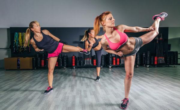 Γυμναστείτε με ασκήσεις εμπνευσμένες από το κικ μπόξινγκ | imommy.gr