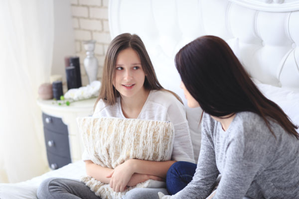 Πώς γινόμαστε ιδανικό πρότυπο για τους εφήβους | imommy.gr