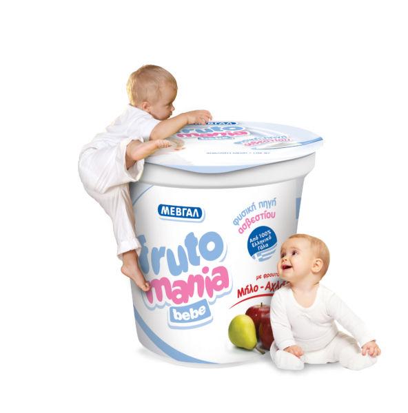 Η ΜΕΒΓΑΛ νοιάζεται για το μωρό μας και δημιουργεί το frutomania bebe   imommy.gr