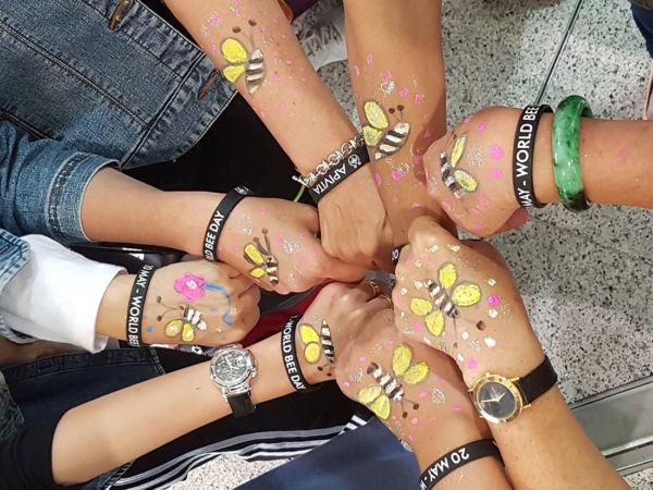 Η APIVITA γιορτάζει για πρώτη φορά στην Ελλάδα  την Παγκόσμια Ημέρα της Μέλισσας! | imommy.gr