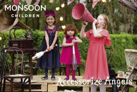 Τα Accessorize και Monsoon στηρίζουν τα Παιδικά Χωριά SOS | imommy.gr