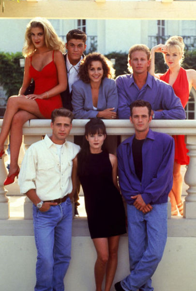 Flashback: Οι σταρ του «Beverly Hills 90210» | imommy.gr