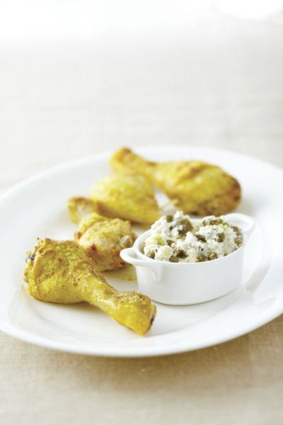 Μπουτάκια κοτόπουλου με ελιές και φέτα | imommy.gr