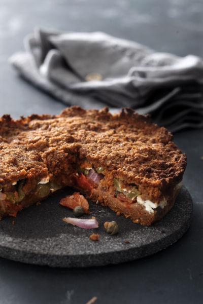 Χωριάτικη σαλάτα σε πίτα | imommy.gr