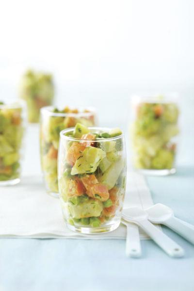 Σαλάτα με βραστά λαχανικά | imommy.gr