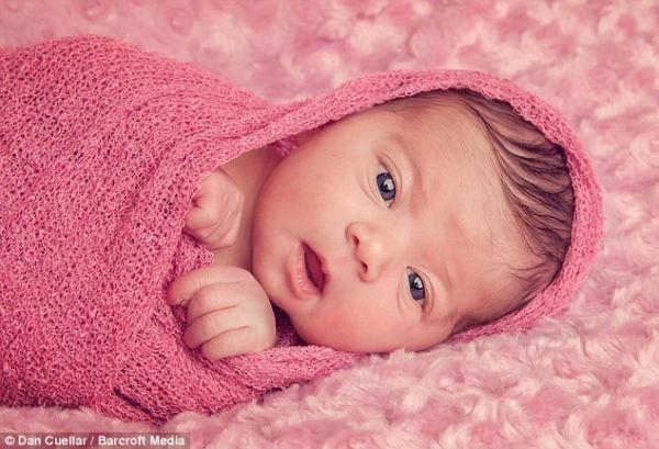 Όταν τα νεογέννητα ποζάρουν… | imommy.gr