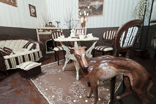 Εικόνες: Ένα δωμάτιο από σοκολάτα! | imommy.gr