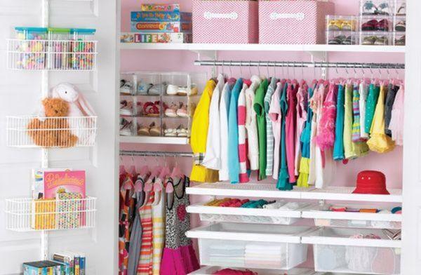 Πώς να οργανώσετε την ντουλάπα του παιδιού σε 10 βήματα | imommy.gr