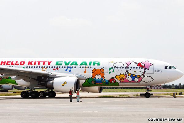 Στον αέρα με τη Hello Kitty | imommy.gr