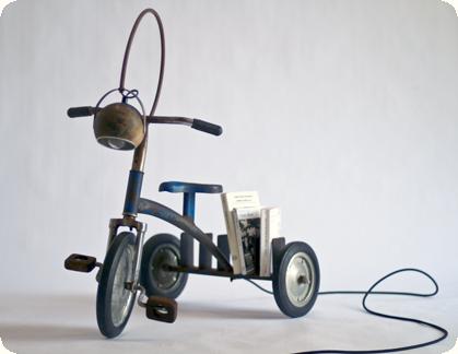 Πρωτότυπες κατασκευές από αντικείμενα που βρέθηκαν στα σκουπίδια | imommy.gr
