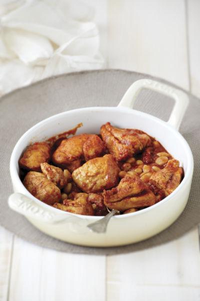 Κοτόπουλο με αμύγδαλα στην κατσαρόλα | imommy.gr