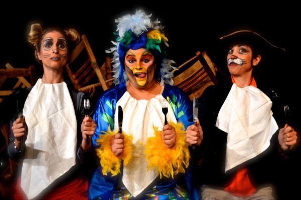 Κερδίστε 5 διπλές προσκλήσεις για την παράσταση «Θα φάμε τα μουστάκια μας»   imommy.gr