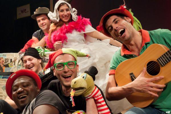 Αποκριάτικα πάρτι στη «Χελώνα» | imommy.gr