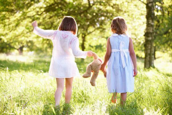 Παιδικές φιλίες: Γι' αυτό είναι τόσο σημαντικές! | imommy.gr