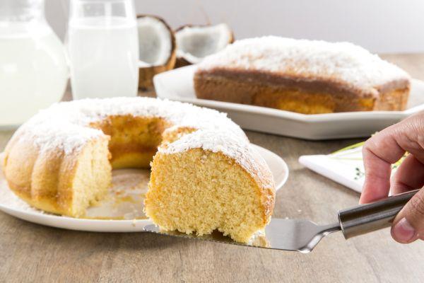 Εύκολο κέικ καρύδας | imommy.gr