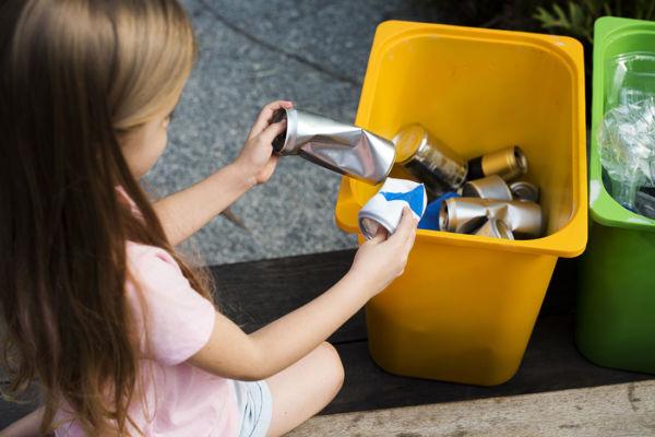 Μήνυμα ανακύκλωσης σε κάθε γειτονιά | imommy.gr