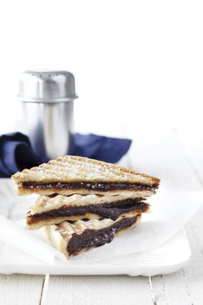 Τοστ με σοκολάτα | imommy.gr