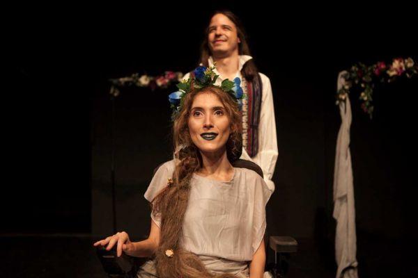 Νάρκισσος και Ηχώ από το Θέατρο Ατόμων με Αναπηρία (ΘΕΑΜΑ) | imommy.gr