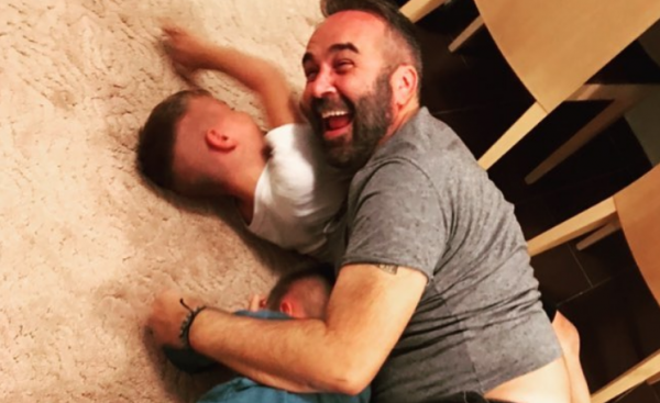 Το παράπονο του Γρηγόρη Γκουντάρα από τους γιους του | imommy.gr