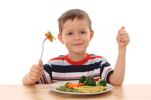 Μπορεί ένα παιδί να είναι χορτοφάγος; | imommy.gr