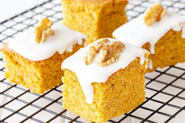Υγιεινό κέικ με κολοκύθα | imommy.gr