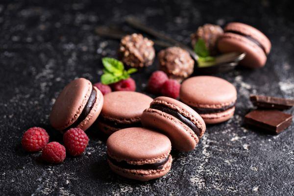 Μακαρόν με γέμιση σοκολάτας | imommy.gr